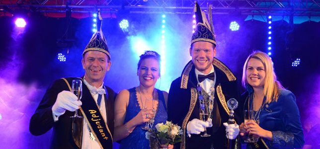 Wouter Averdijk Prins Carnaval