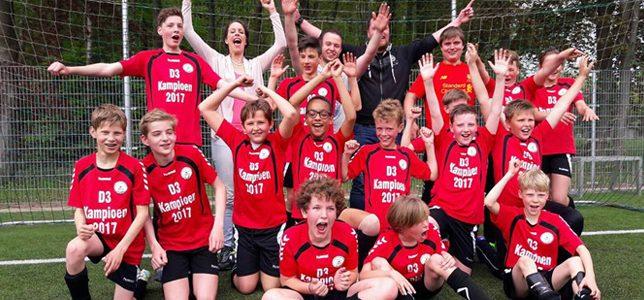 Eefde JO13-3 Kampioen!