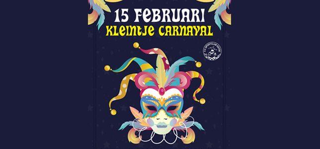 Kleintje Carnaval 2020