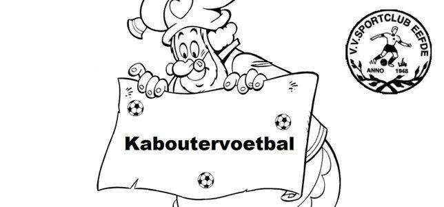 Kaboutervoetbal weer van start