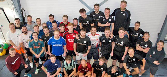 Sportclub Eefde traint bij Sportloods Eefde