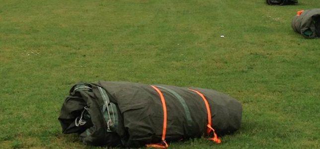 Hulp gevraagd bij tenten opbouwen